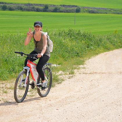 Tour in bicicletta attraverso la Valle d'Itria