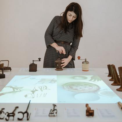 Museo interattivo della cultura locale - PERLE DI MEMORIA